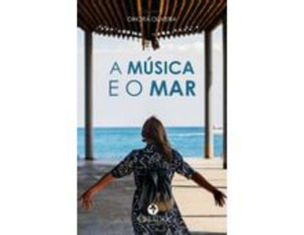 Oferta de A Música E O Mar por R$25,2