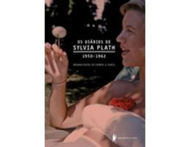 Oferta de Diários De Sylvia Plath - 1950-1962 por R$77,9