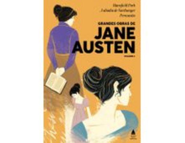 Oferta de Box Grandes Obras De Jane Austen 2 por R$92,9