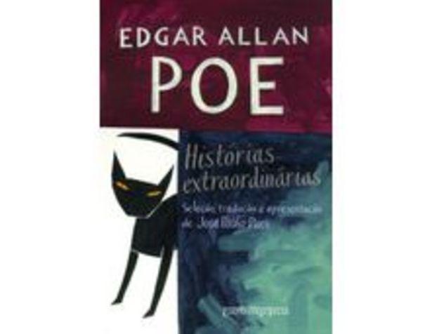 Oferta de Histórias Extraordinárias - Ed. De Bolso por R$29,9