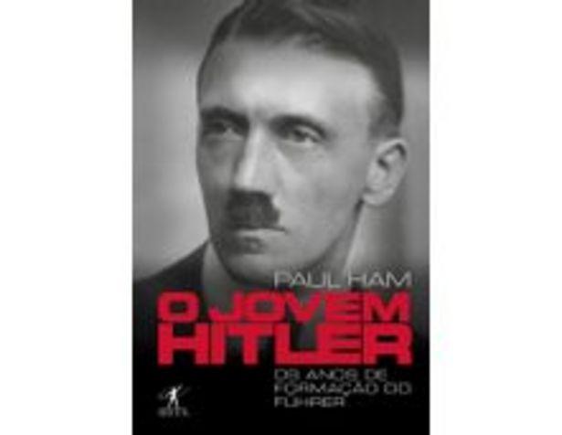 Oferta de O Jovem Hitler - Os Anos De Formação do Führer por R$51,9