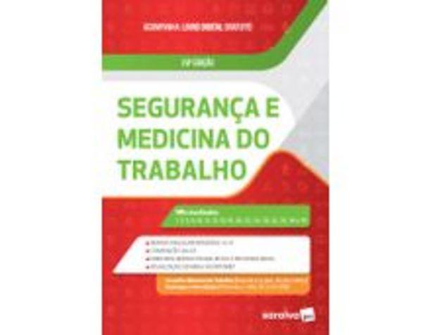 Oferta de Segurança e Medicina do Trabalho- 24ª Edição-2020 por R$81,9