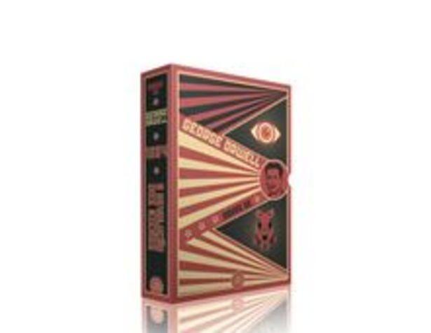 Oferta de Box - 1984 + A Revolução Dos Bichos - 2 Volumes - Acompanha Marcador De Página, Poster e Cards por R$39,9