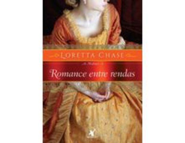 Oferta de Romance Entre Rendas - As Modistas 4 por R$14,9
