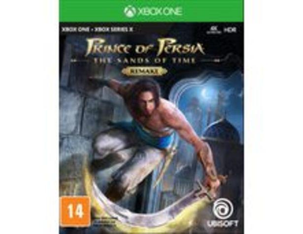 Oferta de Prince Of Persia El Br - Xbox One por R$249,9
