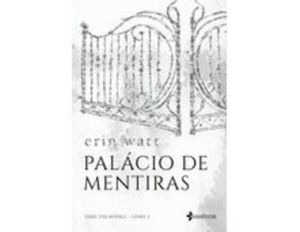 Oferta de Palácio De Mentiras - Série The Royals - Livro 3 por R$27,9