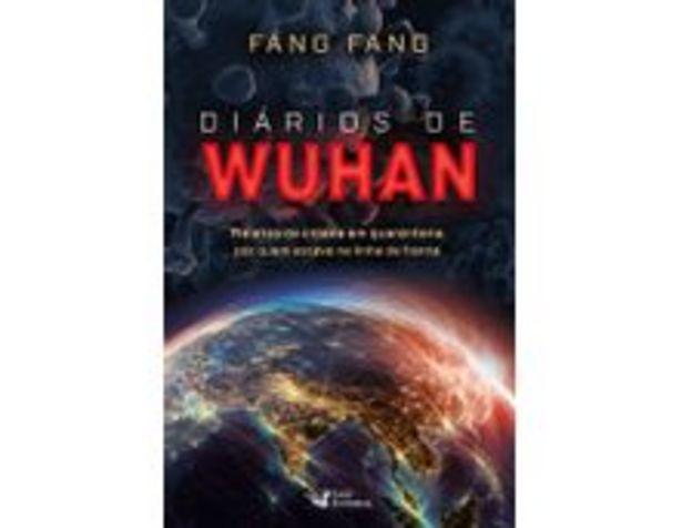 Oferta de Diários De Wuhan - Relatos Da Cidade Em Quarentena, Por Quem Esteve Na Linha De Frente. por R$31,9