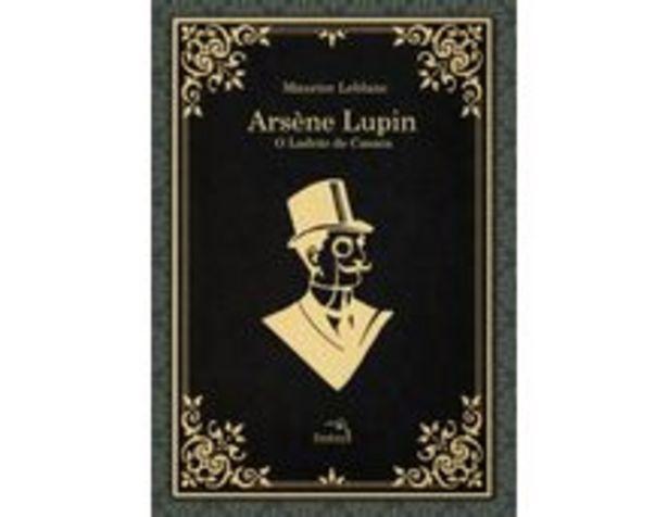 Oferta de Arsène Lupin, O Ladrão De Casaca por R$49,9