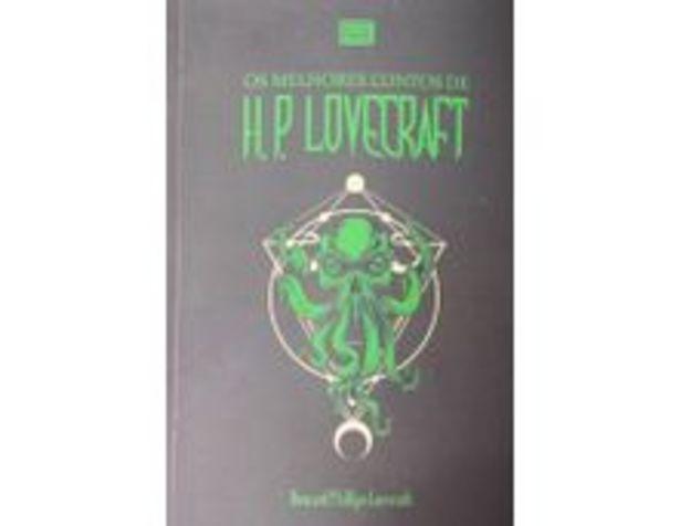 Oferta de Os Melhores Contos De H.P. Lovecraft por R$19,9