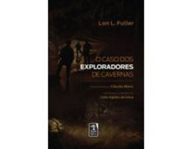 Oferta de O Caso Dos Exploradores De Cavernas por R$17,9