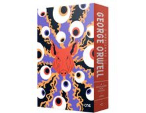 Oferta de Box - 1984 + A Revolução Dos Bichos - 2 Livros + Pôster + Suplemento por R$39,9