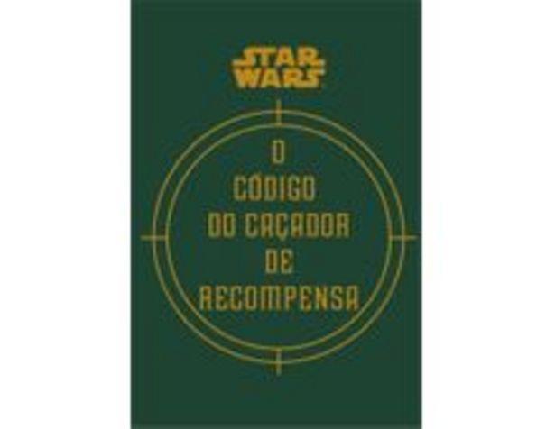 Oferta de O Código do Caçador De Recompensa - Star Wars por R$25,9