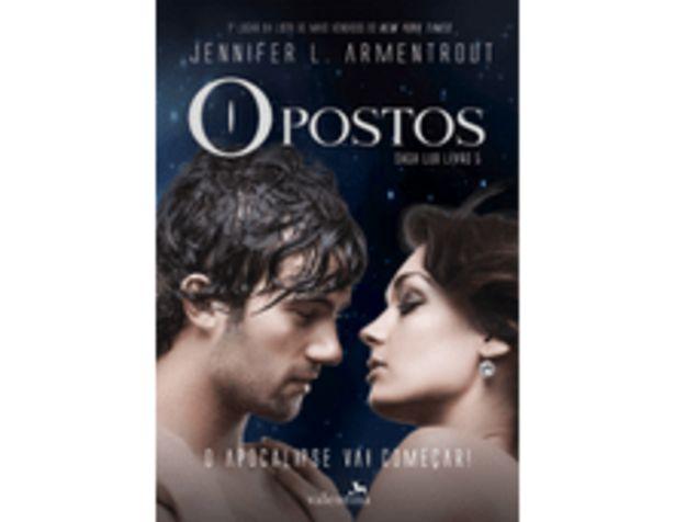 Oferta de Opostos - Saga Lux Livro 5 por R$38,86