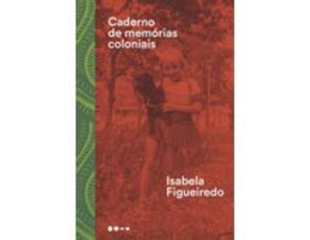 Oferta de Caderno De Memórias Coloniais por R$42,9