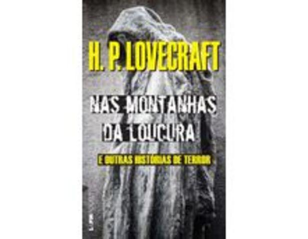 Oferta de Nas Montanhas da Loucura e Outras Histórias de Terror por R$23,9