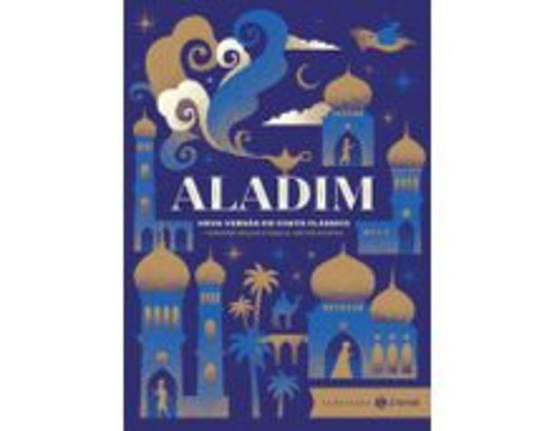 Oferta de Aladim: Edição Bolso De Luxo (Clássicos Zahar) - Nova Versão Do Conto Clássico por R$28,9