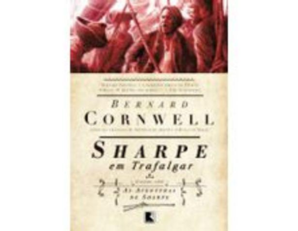 Oferta de Sharpe em Trafalgar - Série as Aventuras de Sharpe por R$9,9