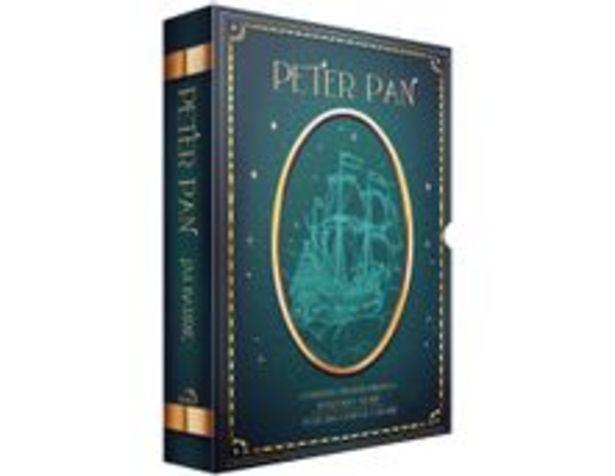 Oferta de Box - Peter Pan - 3 Volumes - Acompanha Pôster + Marcadores e Cards por R$39,9