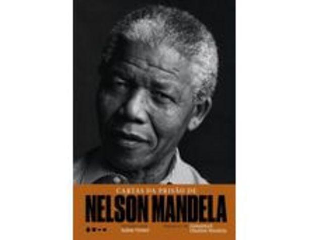 Oferta de Cartas da Prisão De Nelson Mandela por R$64,9