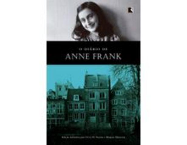 Oferta de O Diário de Anne Frank - Edição Definitiva por R$40,9