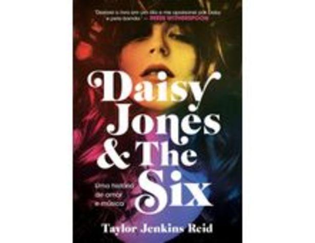 Oferta de Daisy Jones And The Six - Uma História De Amor e Música por R$27,9