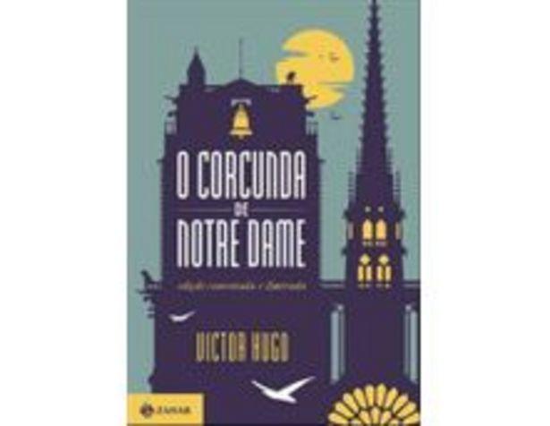 Oferta de O Corcunda de Notre Dame - Edição Comentada e Ilustrada por R$65,9
