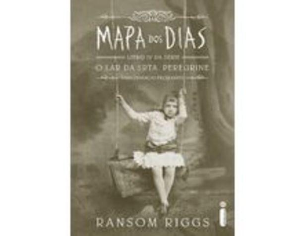 Oferta de Mapa Dos Dias - Série O Lar da Srta. Peregrine Para Crianças Peculiares - Vol. 4 por R$46,9