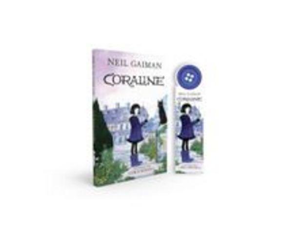 Oferta de Coraline - Acompanha Marcador De Páginas Especial por R$40,9