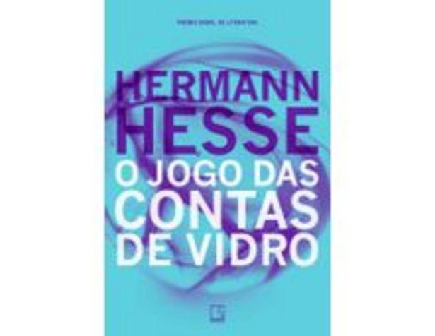 Oferta de O Jogo Das Contas De Vidro - Hesse, Hermann por R$47,9
