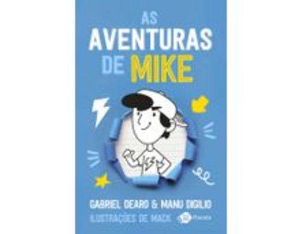 Oferta de As Aventuras De Mike por R$24,9