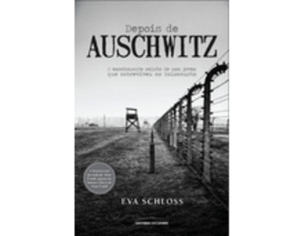 Oferta de Depois de Auschwitz - o Emocionante Relato de Uma Jovem Que Sobreviveu ao Holocausto por R$27,9