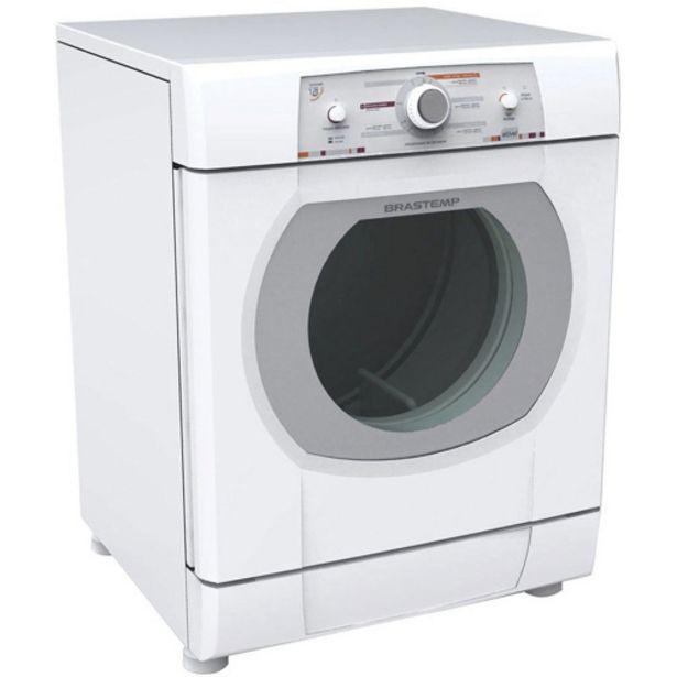 Oferta de Secadora Brastemp 10 KG Ative! - Branco por R$2192