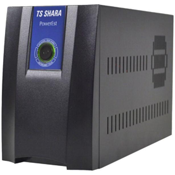 Oferta de Estabilizador TS Shara Powerest 2000VA 6 Tomadas Filtro de Linha 9011 - Preto por R$630