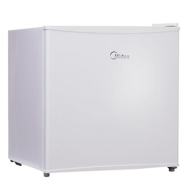 Oferta de Frigobar Midea 45L 1 Porta Degelo Manual MRC06B - Branco por R$892