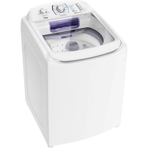 Oferta de Máquina de Lavar Electrolux 16kg Automática LAC16 - Branco por R$2404