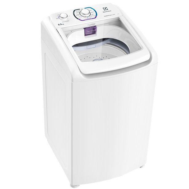 Oferta de Máquina de Lavar Electrolux Essencial Care 8,5kg Automática 4 Níveis - Branco por R$1712