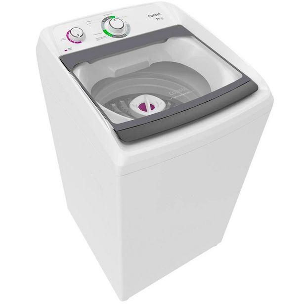 Oferta de Máquina de Lavar Consul CWB09AB 9kg Automática Dosagem Extra Econômica - Branco por R$1576,93