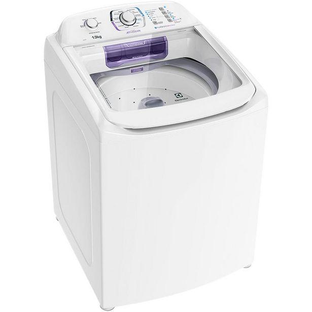 Oferta de Máquina de Lavar Electrolux 13kg Automática Turbo Agitação LAC13 - Branco por R$1997,9