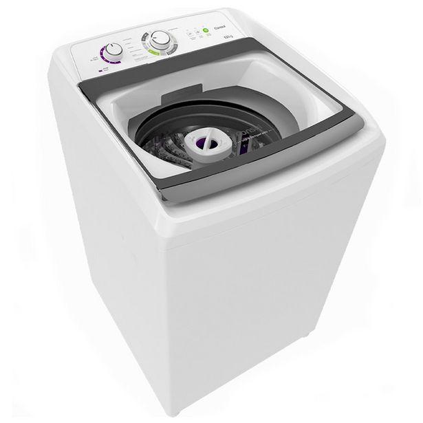 Oferta de Máquina de Lavar Consul CWH12AB 12kg Automática Dosagem Extra Econômica - Branco por R$2104