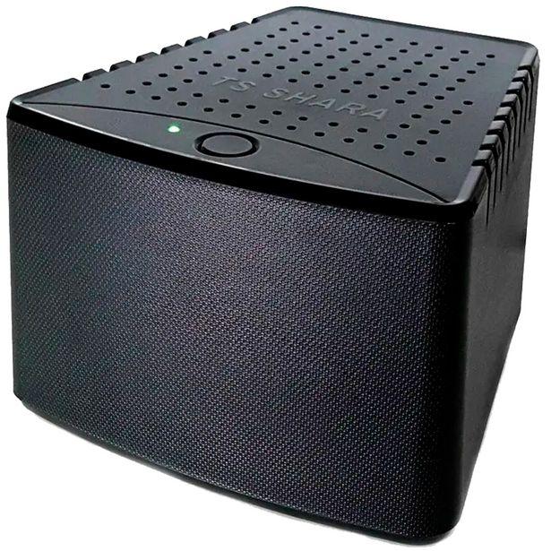 Oferta de Estabilizador TS Shara Powerest Home 1000VA 6 Tomadas 9006 - Preto por R$148