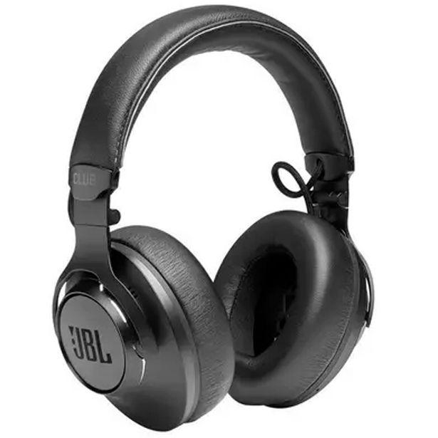 Oferta de Headphone JBL Club One sem Fio Bluetooth Pro Sound - Preto por R$1999