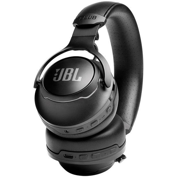 Oferta de Headphone JBL Club 700BT sem Fio Bluetooth Google Assistente - Preto por R$901