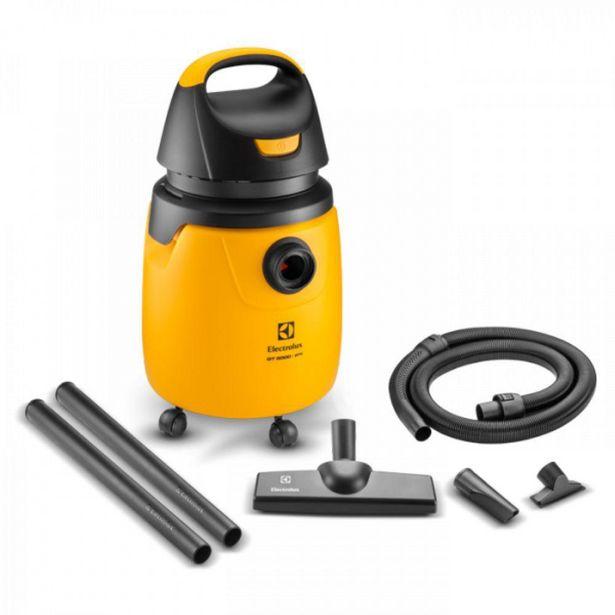 Oferta de Aspirador Electrolux GT3000 Profissional Água e Pó 1300W Função Sopro - Sem Cor por R$428