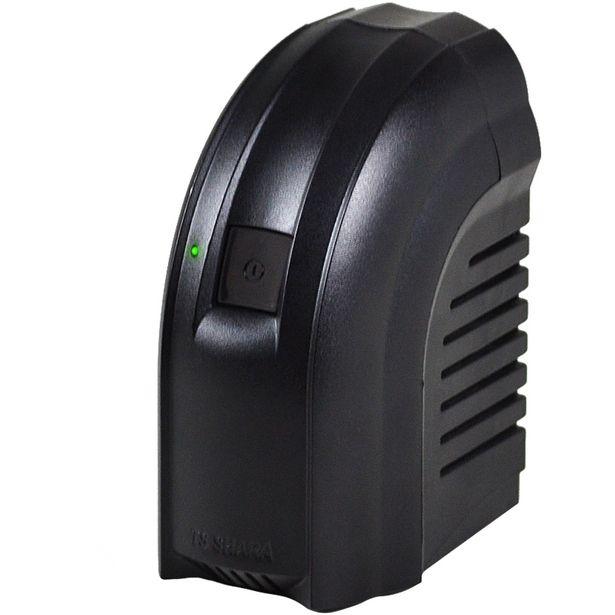 Oferta de Estabilizador TS Shara Powerest 300VA 4 Tomadas 9001 Filtro de Linha - Preto por R$111