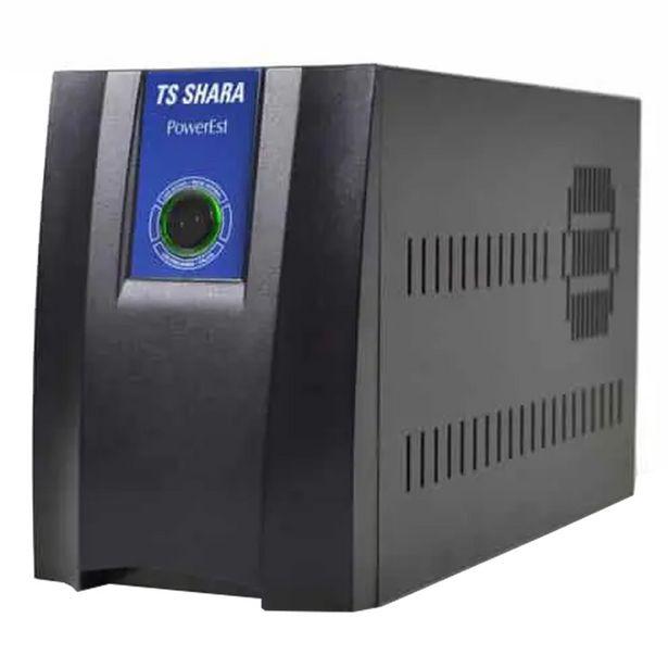 Oferta de Estabilizador TS Shara Powerest 1500VA 6 Tomadas Filtro de Linha 9009 - Preto por R$576