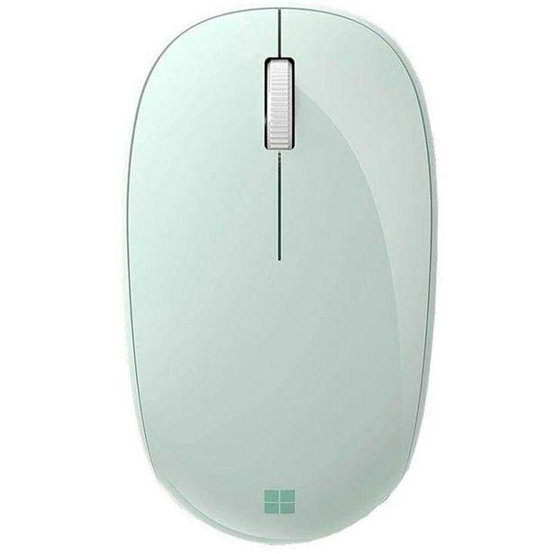 Oferta de Mouse Microsoft RJN00053 Sem Fio Bluetooth - Verde por R$176