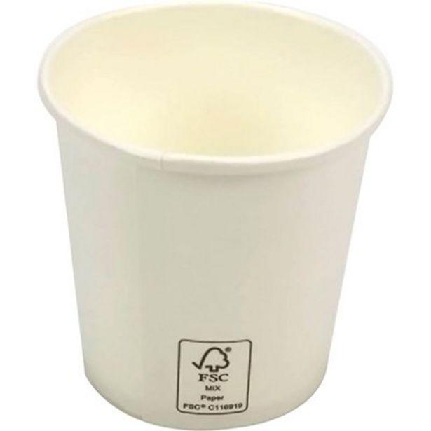 Oferta de Copo de papel descartável 60ml SW-2.5 Hxin PT 50 UN por R$14