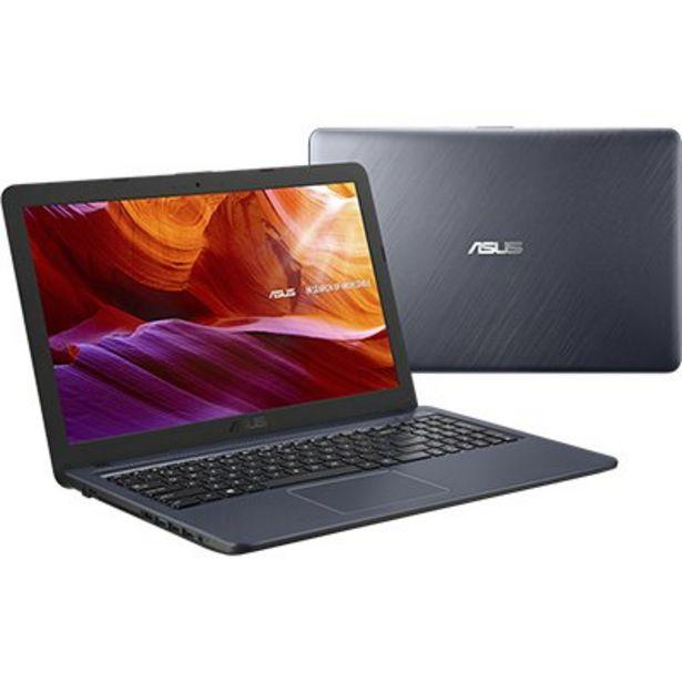 Oferta de Notebook Asus, Processador Celeron Dual Core, 4GB de Memória, 500GB de Armazenamento,... por R$2299,08