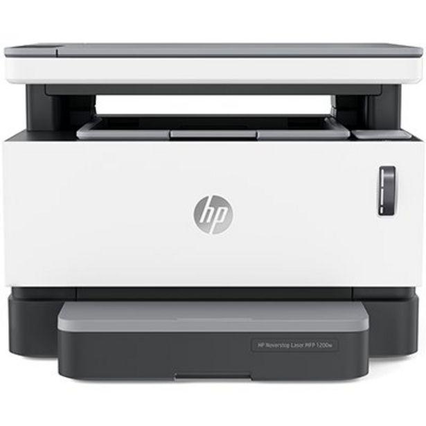 Oferta de Impressora Multifuncional laser tanque de toner Neverstop 1200w 4RY26A, Monocromática... por R$2159,1
