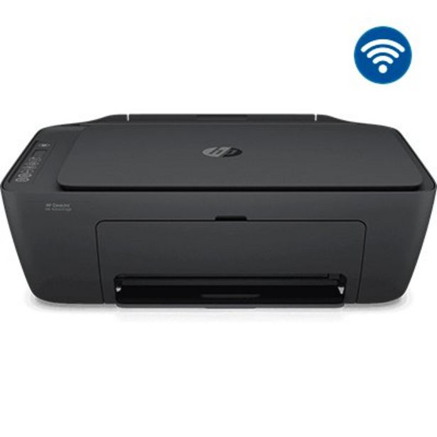 Oferta de Impressora Multifuncional Deskjet Ink Advantage 2774 7FR22A, Colorida, Wi-fi, Conexão... por R$407,55